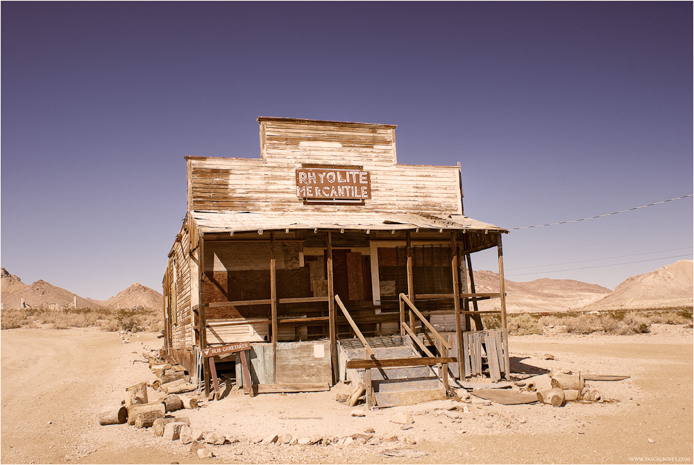 Rhyolite Ghost Town Day Trip a Two-hour Drive from Las Vegas |Rhyolite Ghost Town